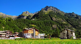 The Hotel Dufour - Gressoney Valley